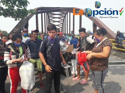 Cifra consolidada de venezolanos en Colombia es de un millón 731 mil, el 44% en situación irregular: Migración Colombia