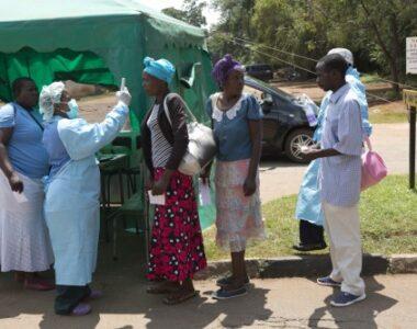 África roza los 4 mil nuevos casos de COVID-19 en un día