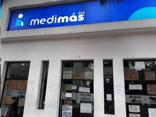 Medimás dejará de operar en ocho departamentos, incluido Arauca. 319.000 afiliados deberán ser trasladados. La EPS dice que acata decisión
