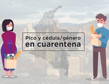 En Arauca capital empezó a regir el pico y género solo el fin de semana