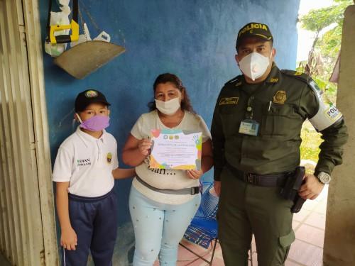 """Primer concurso a nivel nacional del programa de prevención """"SEMILLEROS DE LA LEGALIDAD"""""""