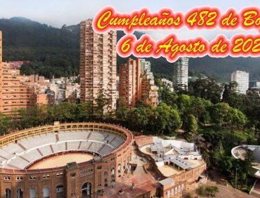 Hoy Bogotá cumple 482 años de fundación, se hará un homenaje a la vida de quienes a causa de la pandemia la perdieron