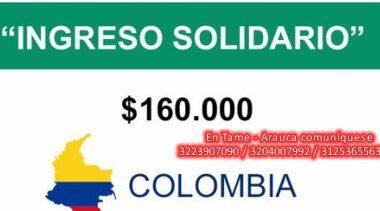 Alrededor de 900 personas no han podido ser contactadas para cobro del ingreso solidario en Tame
