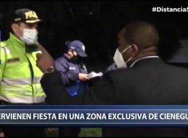 13 personas que participaban en fiesta masiva en Perú murieron al intentar huir