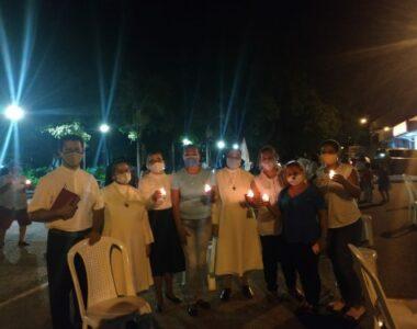 Clausura Semana por la Paz en Tame, con una luz de esperanza