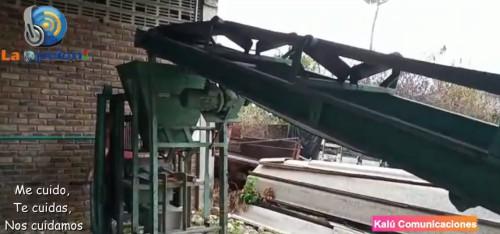 """Se hacen pruebas para poner a funcionar """"las bloqueras"""" del municipio de Tame"""