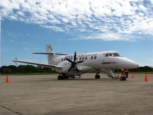 Easy fly empezará operaciones desde Cúcuta hacia Arauca a partir de mañana