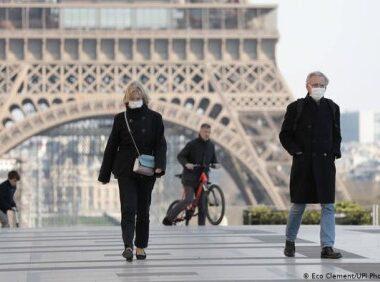 Francia decreta toque de queda en París y 8 ciudades más por pandemia del Coronavirus