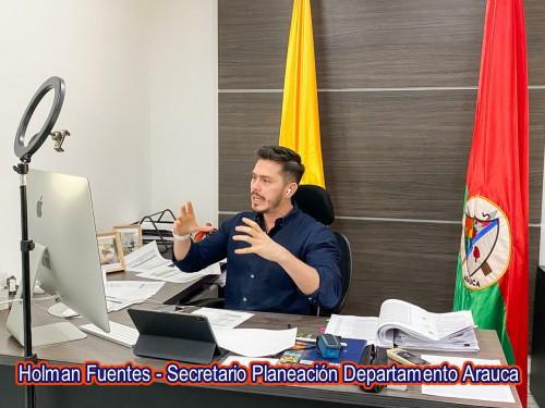 Contrato Plan en Arauca pasa a Pactos Territoriales