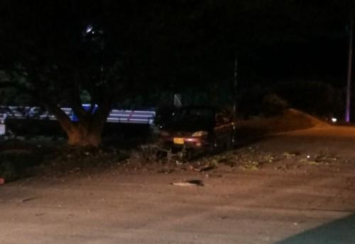 Daños materiales, dejó moto bomba en el municipio de Tame