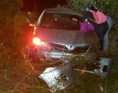 En Arauca y Tame se registraron dos aparatosos accidentes de tránsito, en uno de ellos se vio involucrado el Abogado Libardo Torres, Asesor Jurídico Externo de la Administración Municipal de Tame