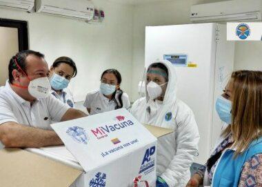 A partir de las 7 de la mañana, inicia la vacunación contra Covid 19 en Arauca