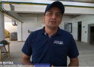 Realizan mesa de trabajo para el seguimiento de los avances en la planta procesadora de plátano en Corocito – Tame