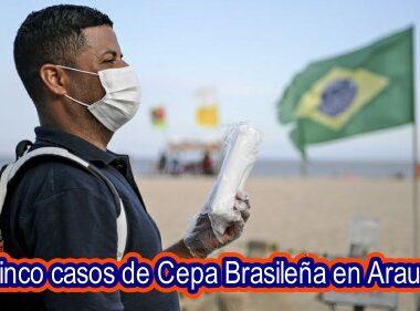Cuatro adultos y 1 menor de edad son los primeros casos de la Cepa Brasileña en Arauca