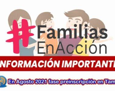 Más de 20 mil posibles beneficiarios en el programa Familias en Acción en Tame