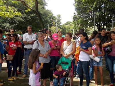 Secretario de Gobierno anunció que desde ayer iniciaron las acciones correctivas en el Parque General Santander.