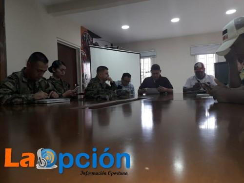 Importantes compromisos se lograron entre líderes indígenas y las autoridades del municipio, respecto a esclarecer los hechos delincuenciales en la vía Tame – Arauca