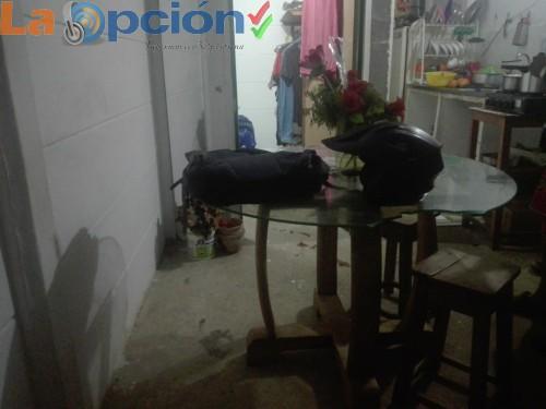 Joven de 28 años fue impactado por arma de fuego en la noche anterior en Tame
