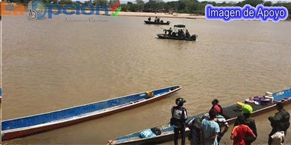 Hallados dos cuerpos de los tres desaparecidos en el rio Arauca