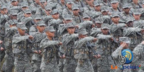 Infante de Marina herido en el departamento de Arauca falleció en el Hospital San Vicente