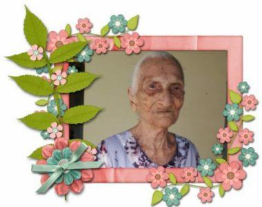 Tameña de adopción celebra sus 105 años de Vida