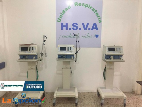 Hospital San Vicente adquirió 165 kits de bioseguridad para el manejo del Covid-19