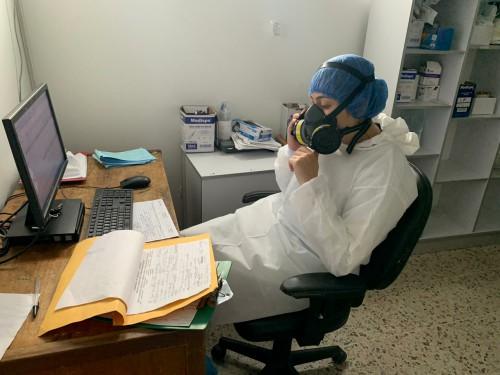 El hospital San Vicente de Arauca estableció horarios para dar la información de los pacientes hospitalizados en Unidad Respiratoria
