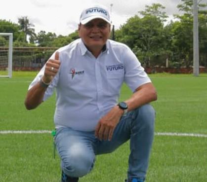 Contagiado por Covid 19 el Tameño Pedro Ángel Sarmiento, Director del Inder Arauca