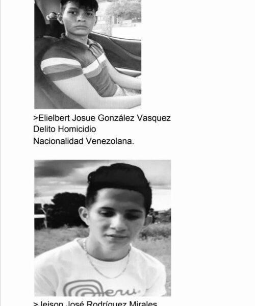 Autoridades han identificado a los dos hombres asesinados en el Centro Poblado El Botalon de Tame