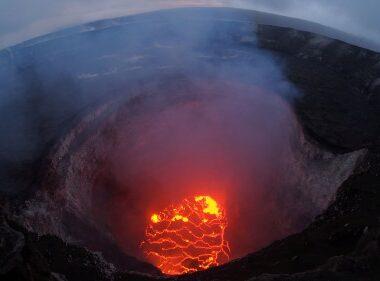 Volcán Kilauea de Hawai entra en erupción