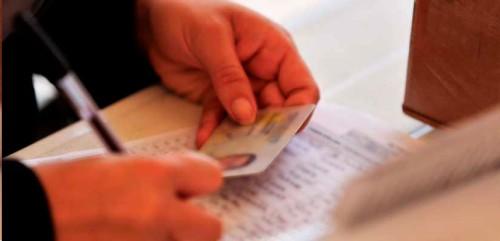 Comienza la inscripción de cédulas para las elecciones legislativas 2022