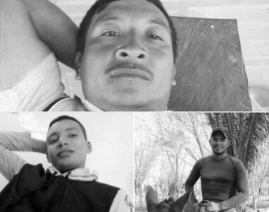 Cuatro homicidios se registraron ayer, en el Departamento de Arauca, tres hombres en el municipio de Puerto Rondón y uno en Saravena