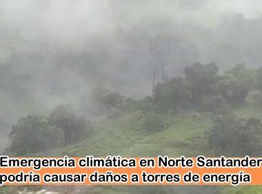 Es probable que el Departamento de Arauca vuelva a quedar sin energía